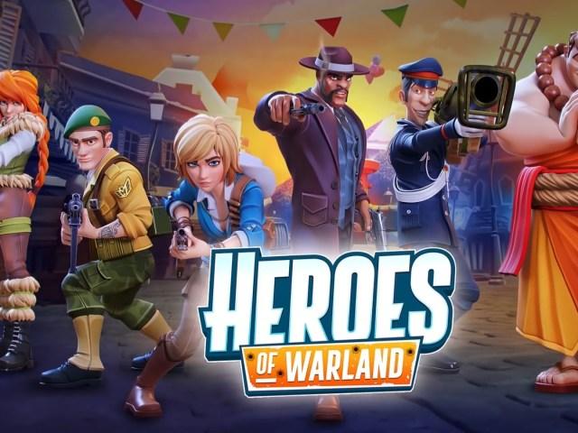 Heroes of Warland MOD APK