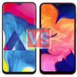 Samsung Galaxy M10 Vs A10
