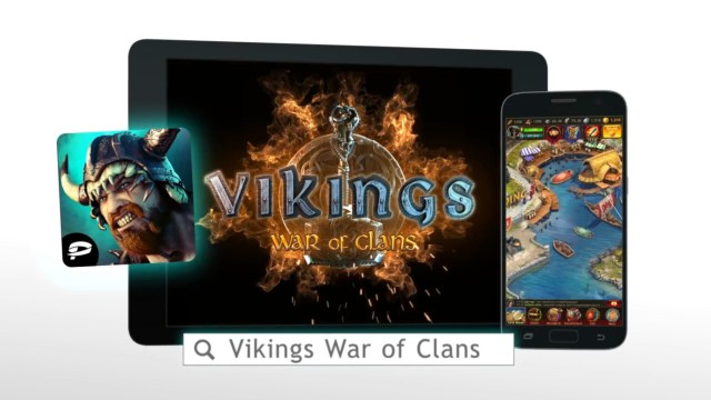 Vikings: War of Clans MOD APK