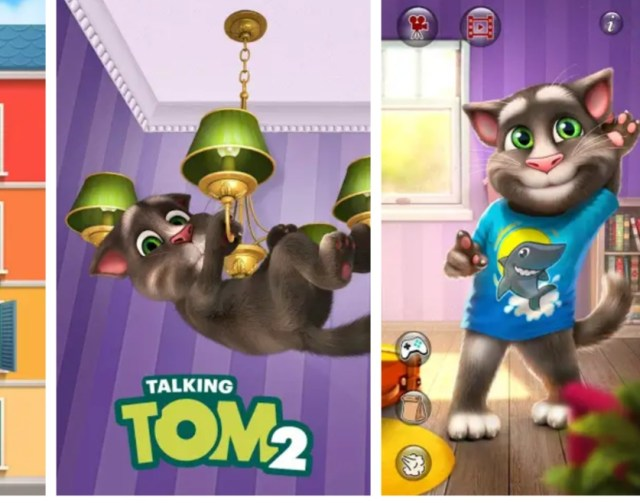 Talking Tom Cat 2 MOD APK