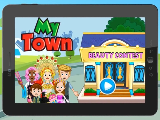 My Town: Beauty Contest MOD APK