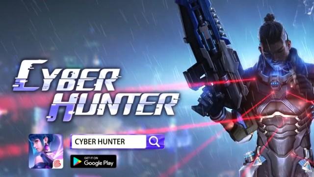 Cyber Hunter MOD APK