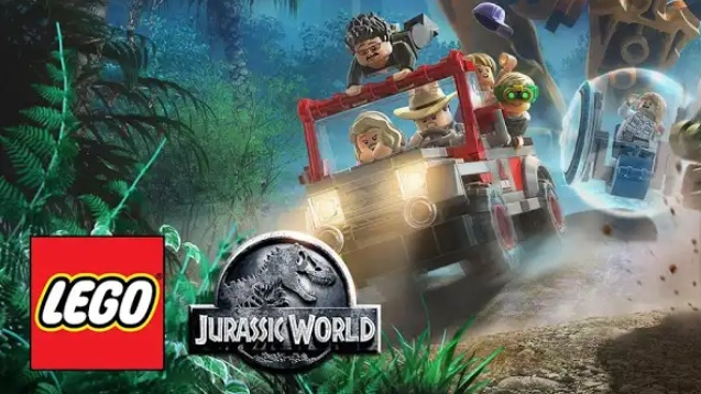LEGO Jurassic World MOD APK