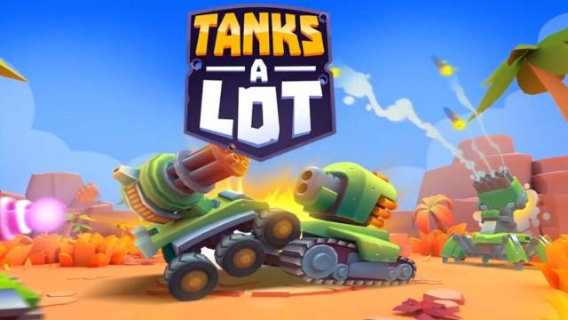 Tanks A Lot MOD APK