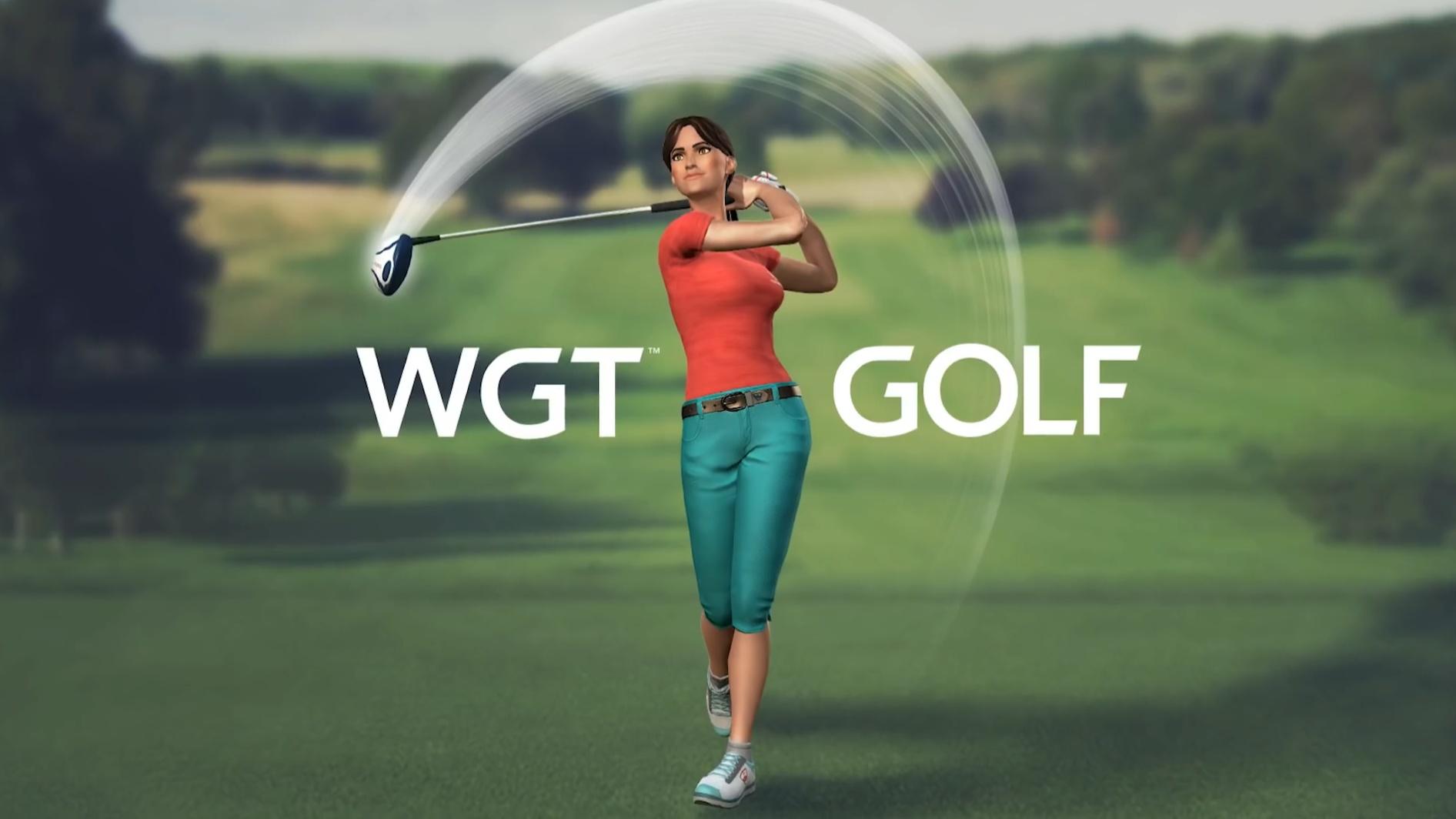 WGT Golf MOD APK