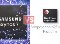Samsung Exynos 9610 Vs Qualcomm Snapdragon 675
