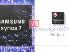 Samsung Exynos 9610 Vs Qualcomm Snapdragon 845