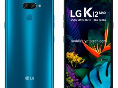 LG K12 Max
