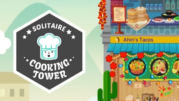 Solitaire: Cooking Tower MOD APK