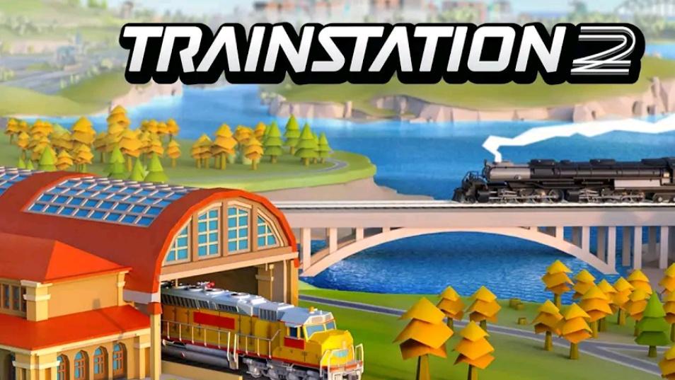 Train Station 2 MOD APK