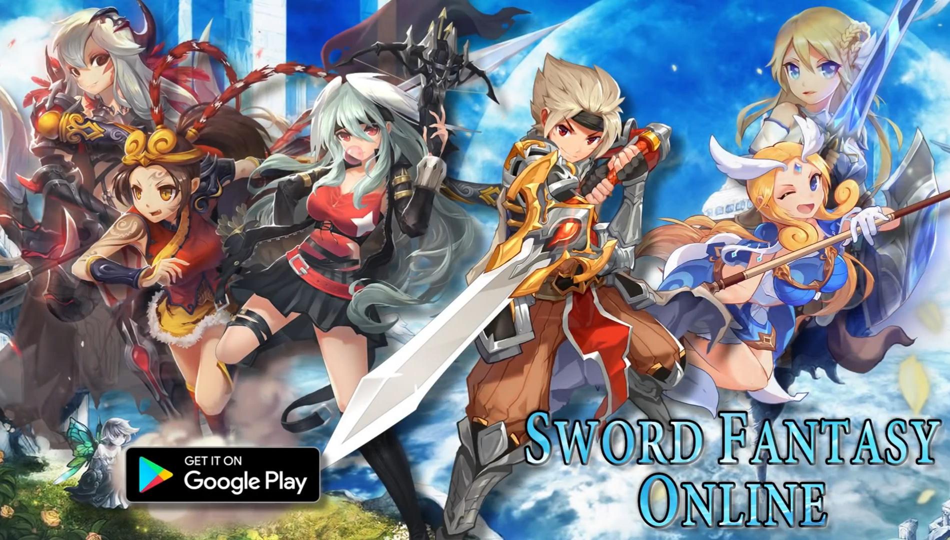 Sword Fantasy Online MOD APK