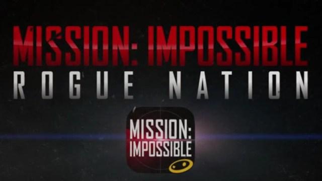 Mission Impossible RogueNation MOD APK