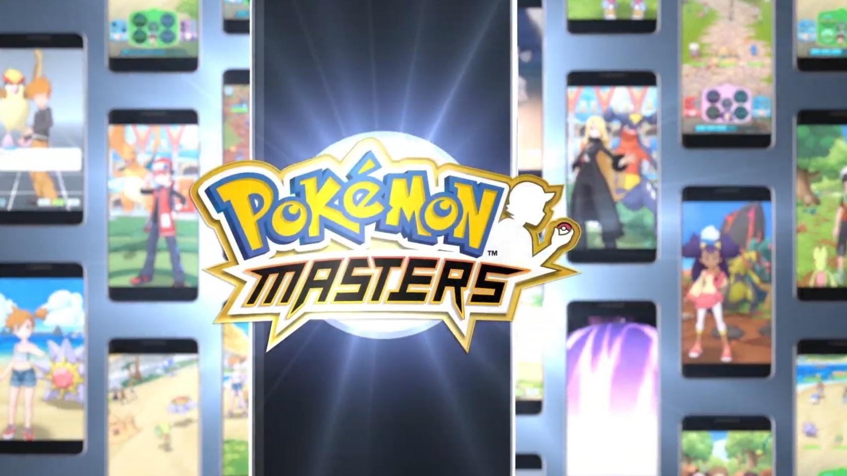 Pokémon Masters MOD APK Hack Unlimited Money (EX)