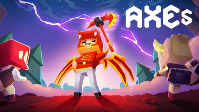 AXES.io MOD APK