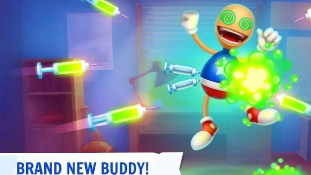 Kick the Buddy: Forever MOD APK