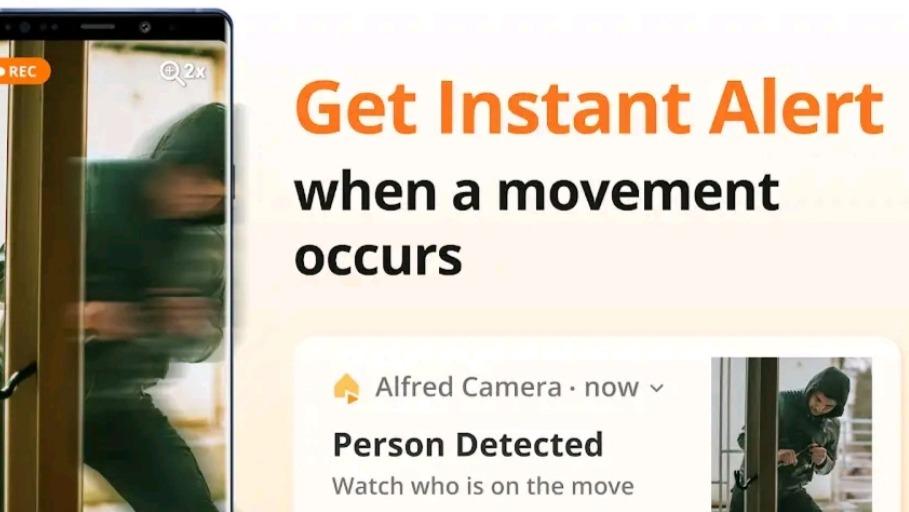 Alfred Home Security Camera Premium MOD APK