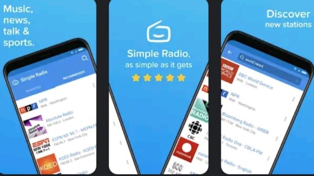 Simple Radio Premium MOD APK