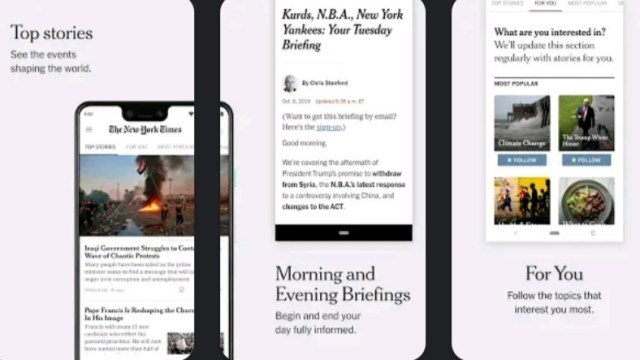 The New York Times Premium MOD APK
