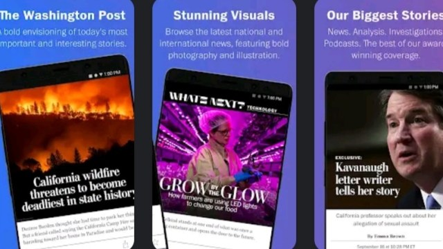 Washington Post Select Premium MOD APK