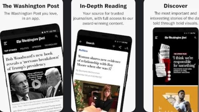 The Washington Post Premium MOD APK