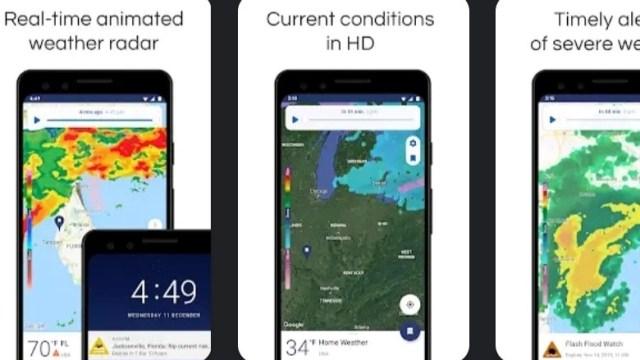 NOAA Weather Radar Premium MOD APK