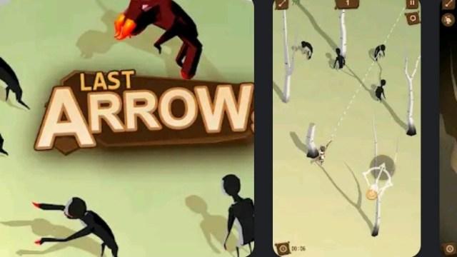 Last Arrows MOD APK