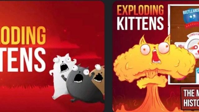 Exploding Kittens MOD APK