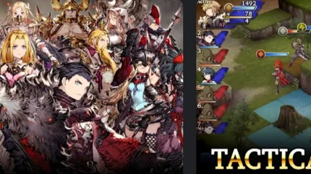 WAR OF THE VISIONS: FFBE MOD APK