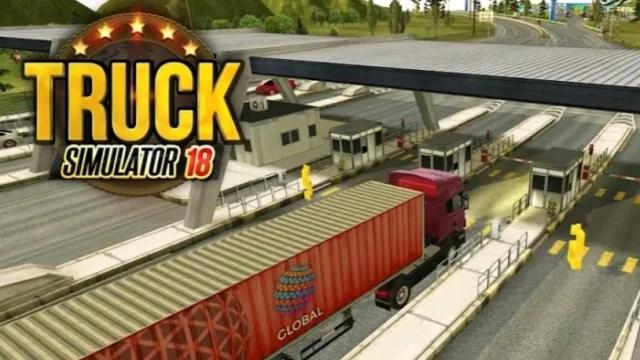 Truck Simulator 2018: Europe MOD APK