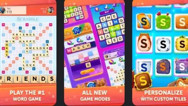 Scrabble GO MOD APK