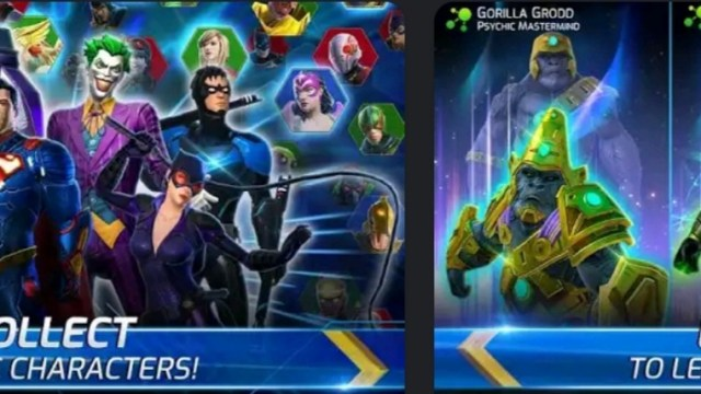 DC Legends: Fight Superheroes MOD APK