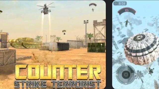 CS - Counter Strike Terrorist MOD APK