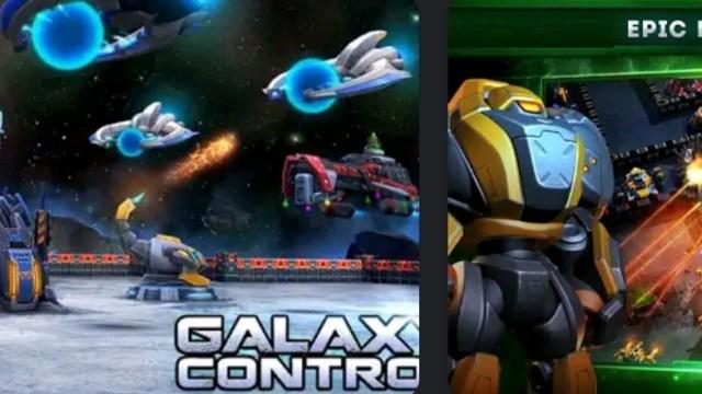 Galaxy Control: 3D strategy MOD APK