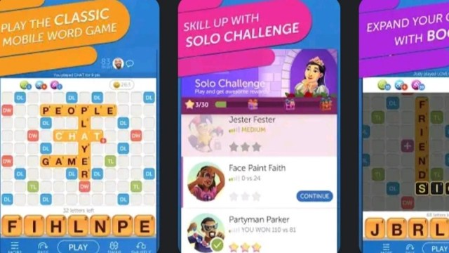 Words with Friends Classic MOD APK