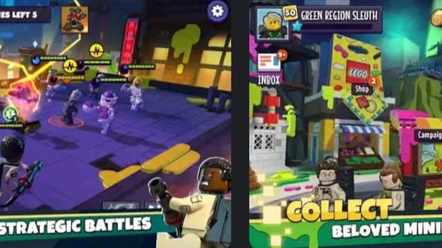 LEGO Legacy: Heroes Unboxed MOD APK