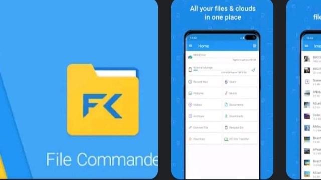 File Commander Premium MOD APK