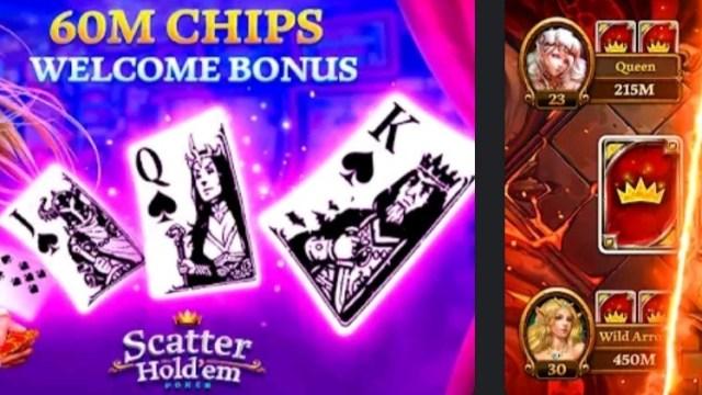 Scatter HoldEm Poker MOD APK