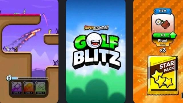 Golf Blitz MOD APK