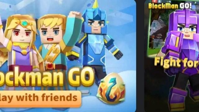 Blockman Go: Blocky Mods MOD APK
