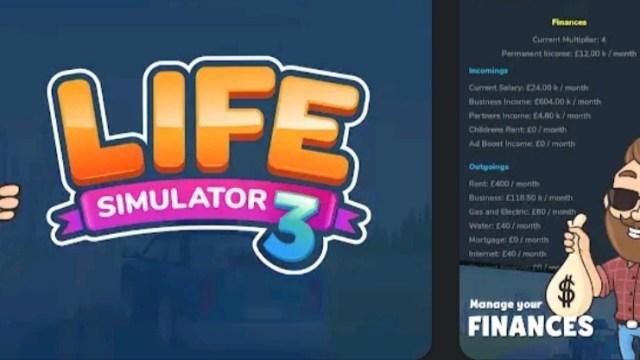 Life Simulator 3 MOD APK