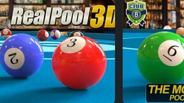 Real Pool 3D MOD APK