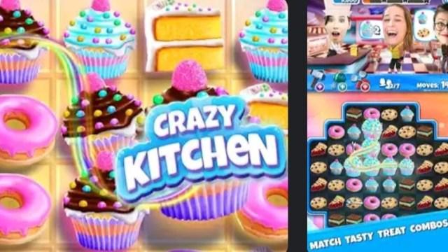 Crazy Kitchen MOD APK