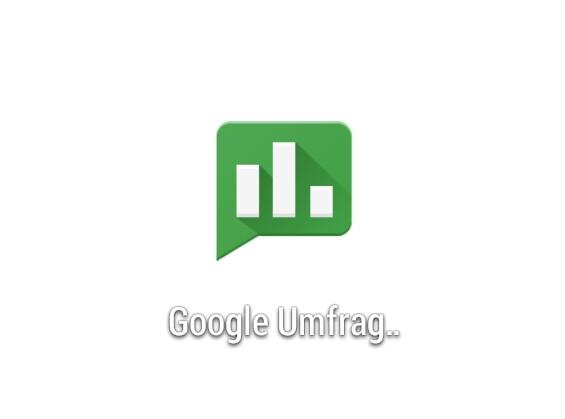 [APK Download] Google Umfragen App bekommt kleines (Farb)Update