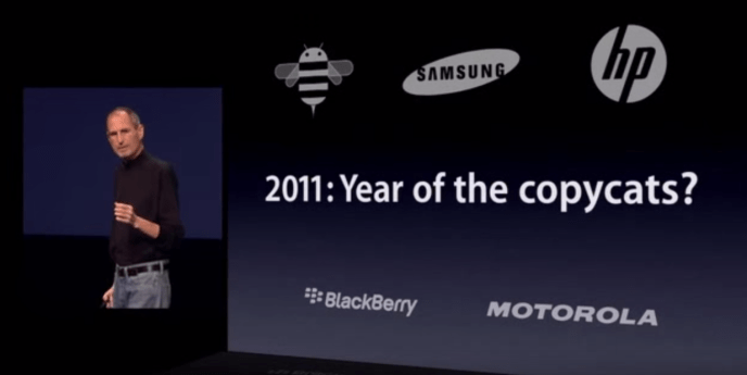 apple year of the copycats