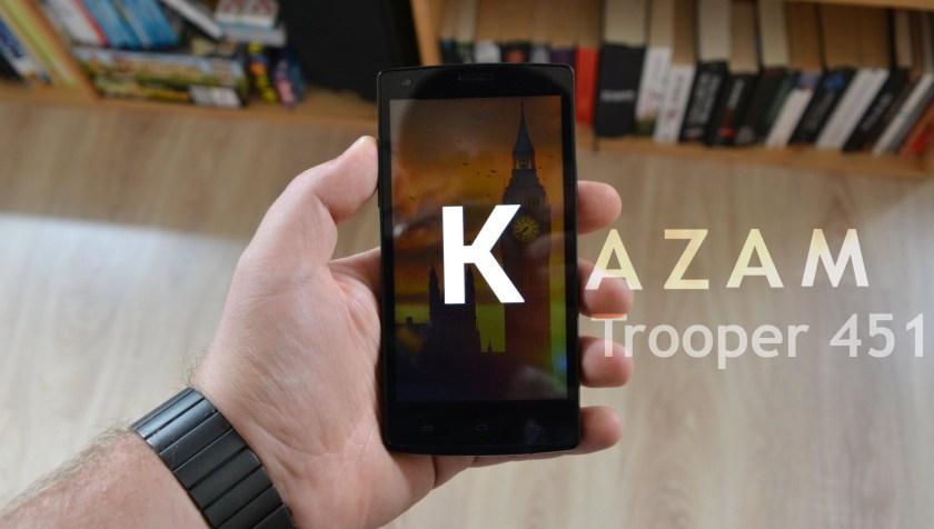 Kazam Trooper 451