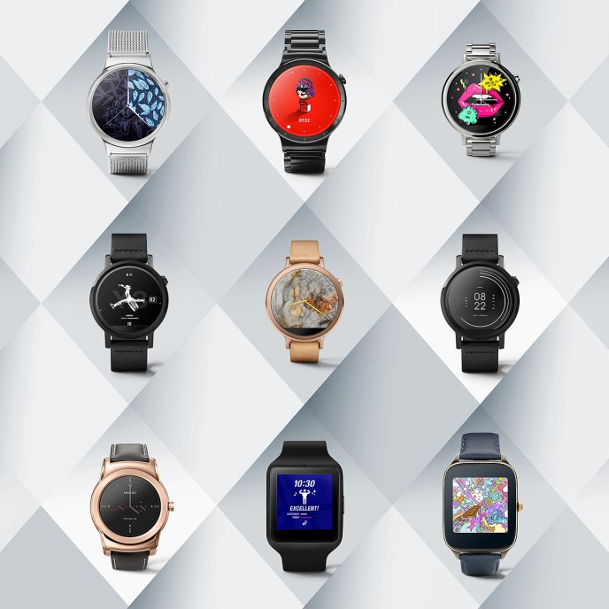 android watch faces
