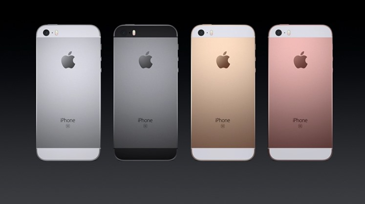 Apple iPhone 5SE (1)