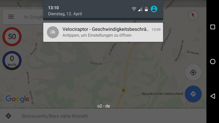 Download Mit Dieser App Könnt Ihr Eure Geschwindigkeit In Google