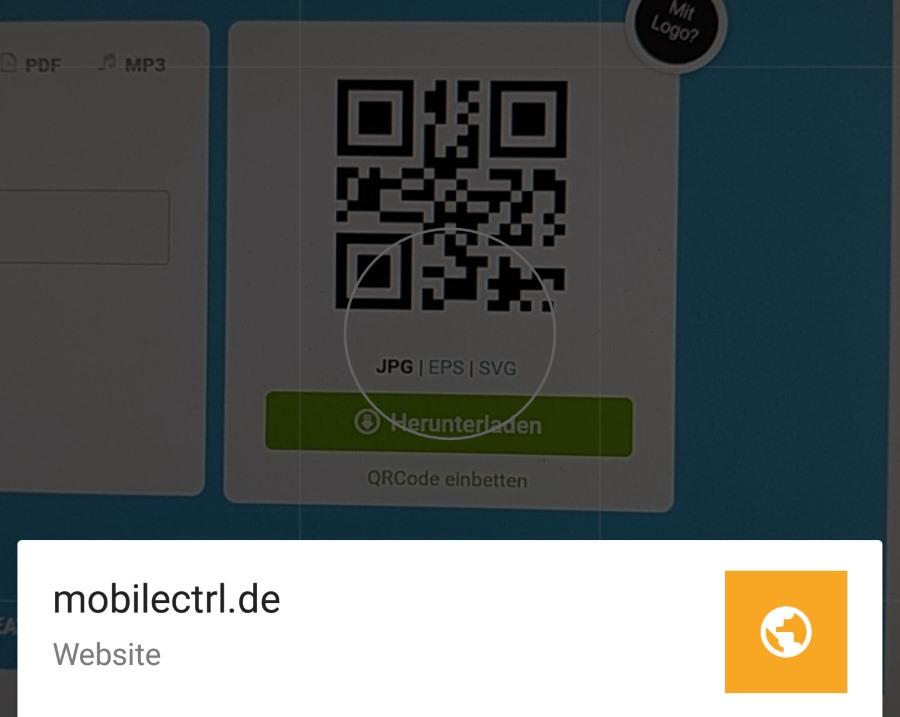 Mit Google Now QR-Codes direkt lesen