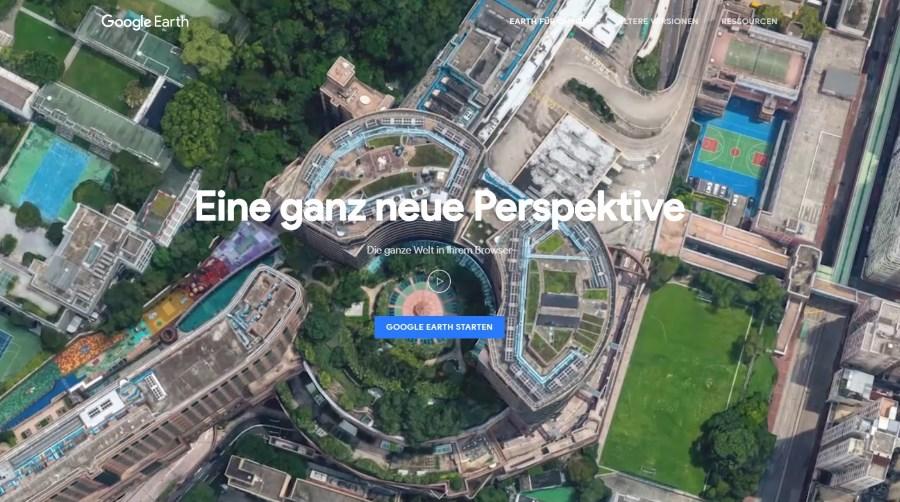 Das ist das neue Google Earth